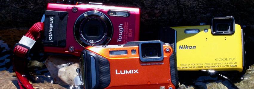 Comparatif des meilleurs appareils photo étanche