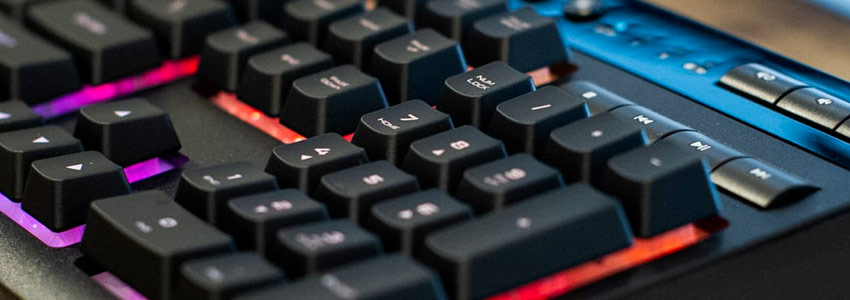Comparatif des meilleurs claviers gamer sans fil